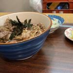 近江かね安 - 料理写真:近江牛焼肉丼
