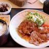沼津国際カントリークラブ - 料理写真:ふじのくに生姜焼き定食