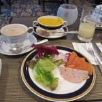 16075303 - 朝食の1皿目