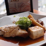 日本食 雅庭 - 本日の煮魚