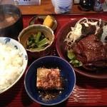 たこ柾 - 焼肉定食 850円
