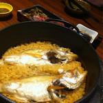 三界 - のどぐろの炊き込みご飯
