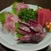 八丈島郷土料理 梁山泊 - 料理写真:刺盛り