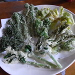北の路 - 山菜