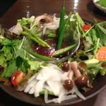 16083050 - 京野菜のサラダ