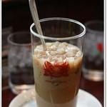 イノダコーヒ - アイスカフェラテ