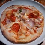 るーぱん - ピザ、手ごろな大きさ、18cm