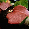 Sumibiyakinikusouru - 料理写真:みすじ、濃厚な味わいが楽しめる腕の希少部位。