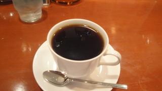 コンデ - セット(700円)のブレンドコーヒー