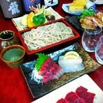 豊丘 - お食事はもちろん、心地よい酒宴もお届け!