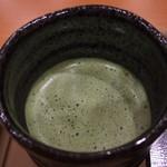 喜久水庵 - 抹茶(アップ)
