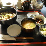 味乃店 高野 - 料理写真:鯵のたたき丼
