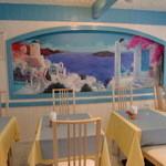 スパルタ - 上田画伯の壁画と共にエーゲ海の風を感じてください!