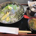16092073 - しらす丼(二色)
