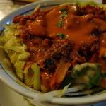ビラシ - タンドリーチキン丼