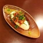 滋賀や - 豆腐キムチ