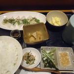 16095109 - 鯛茶800円