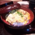 赤坂 とさか - ランチ 親子丼
