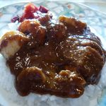 洋食厨房 KAJIMOTO - シーフードカレーのアップ