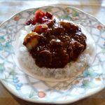 洋食厨房 KAJIMOTO - シーフードカレー