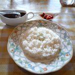 洋食厨房 KAJIMOTO - シーフードカレー(960円)