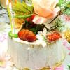アジアンバルちゃちゃ。 - 料理写真:誕生日コース!サプライズにホールケーキもどうぞ♪