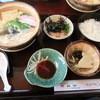 Yoroshichi - 料理写真:湯豆腐定食「梅」1300円