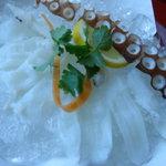 魚三昧 - たこしゃぶ