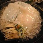 北の味紀行と地酒 北海道 - イカソーメン
