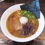 豚ソバ Fuji屋 - 豚ソバ・醤油(700円)