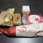 16102078 - もちパイ りんごパイ すいーとぽてと そそ おしゃれ苺