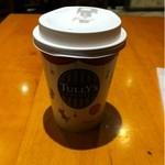 タリーズコーヒー - カフェラテ(340円)