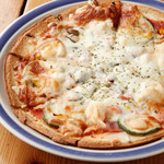かんから - こちらも人気のオリジナルピザ