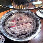 和牛焼肉食べ放題 肉屋の台所 飯田橋店 - ロースター