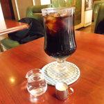 喫茶アン - 喫茶店には、アイスコーヒーがお似合い