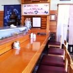 きん寿司 - 店内
