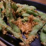 甘太郎 - あつあつ焼き枝豆