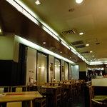 とんかつ KYK - (p≧▽≦q)店内(2012.11月上旬)