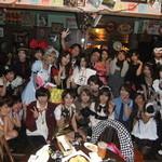 ハングリー - 恒例のハロウィーンパーティー!!