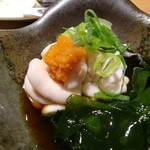 北の味紀行と地酒 北海道 - たちポン酢