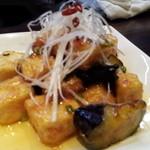 創作キッチン Meals' - 豆腐とナスのこってり炒め
