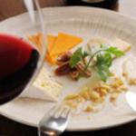 フィロキセラ - チーズの盛り合わせ
