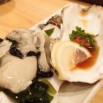 英鮨 第二道玄坂 - 生牡蠣