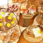 ロンシャン洋菓子店 - 焼き菓子包み