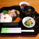 青山亭 - お弁当