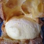 スウィートベリー - シュークリームをズームアップ
