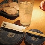魚金 2号店 - レモンサワー