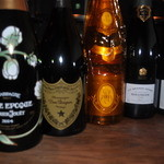 mori - これらの銘嬢シャンパンが、なんと16800円(税別)と17900円(税別)です!!!