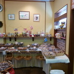 菓子工房 ササンボン - 焼き菓子コーナー