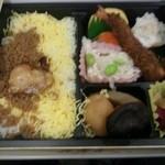 新横浜旬菜 JR東海パッセンジャーズ - 2012.11.30  味わい  680円